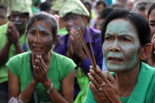 Kuy Protest